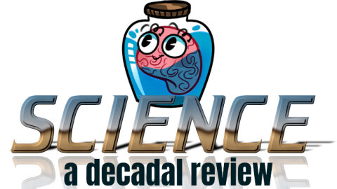 Decipher SciFi jar-brain science logo