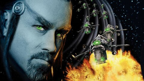 Battlefield Earth movie backdrop