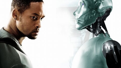 I Robot Will Smith backdrop