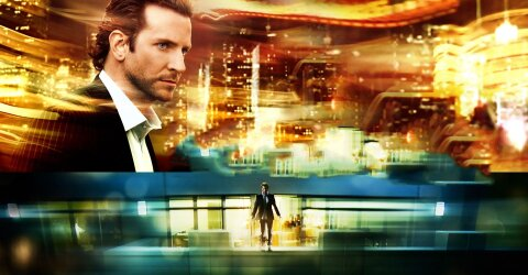 Limitless Bradley Cooper movie back drop