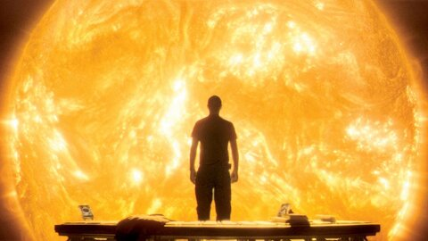 Sunshine Danny Boyle Alex Garland movie backdrop